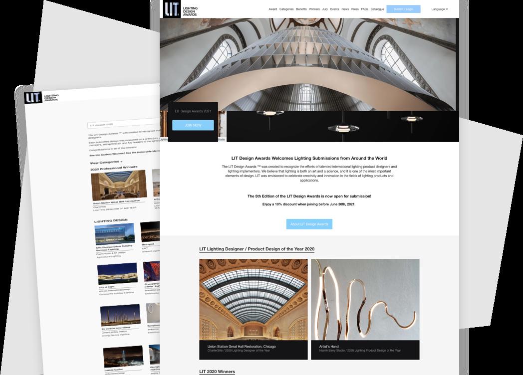 美国LIT照明设计奖