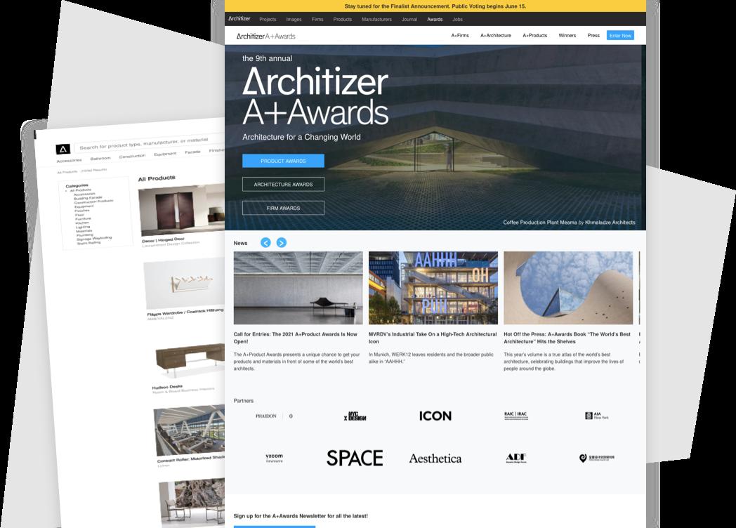 美国Architizer A+奖
