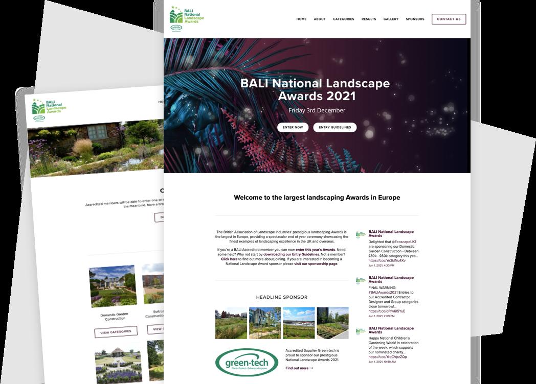 英国BALI国家景观奖