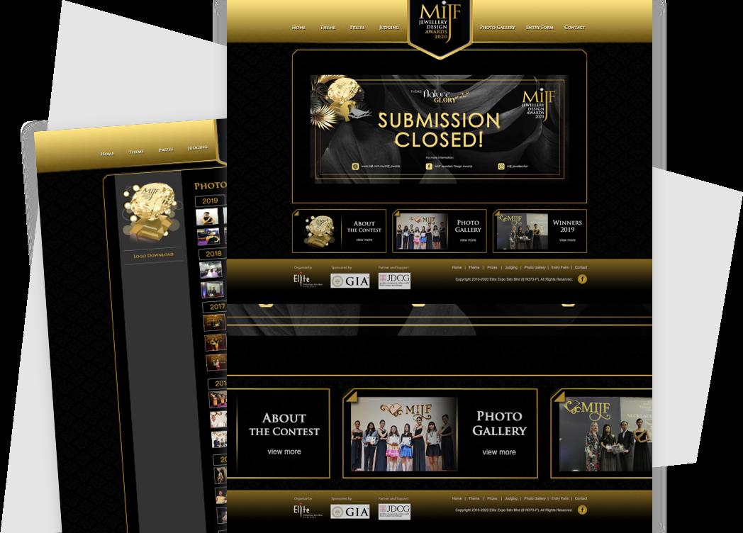 马来西亚国际珠宝设计大赛
