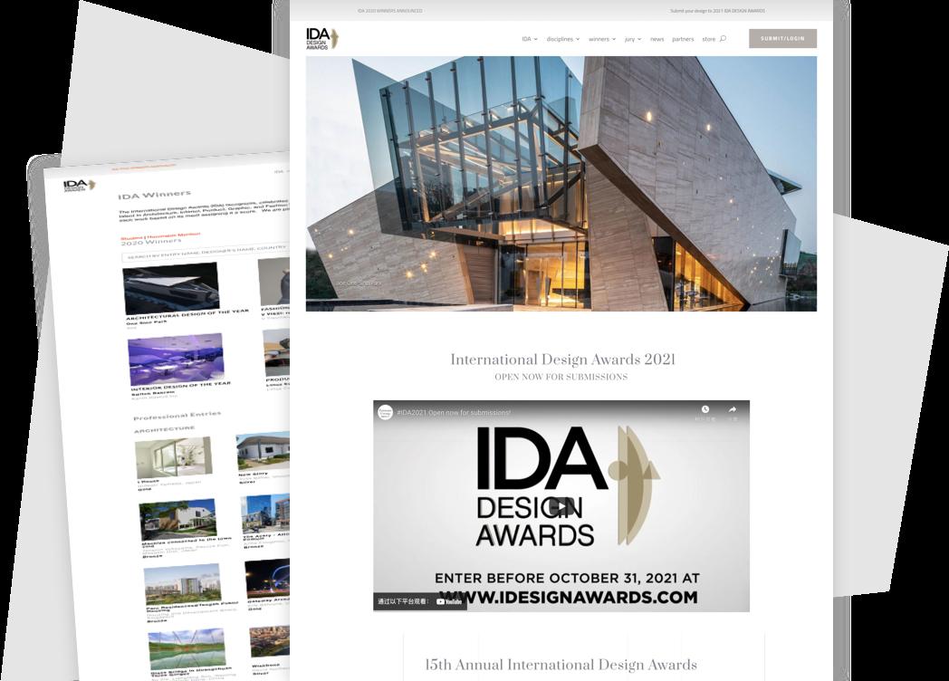 美国IDA国际设计大奖